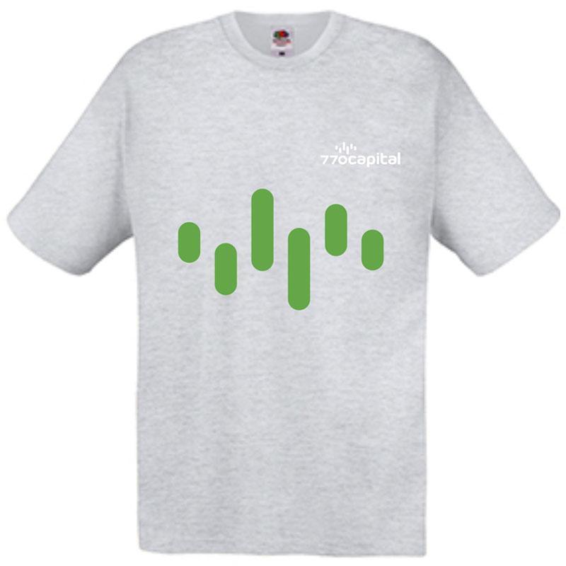 бизнес печать футболки